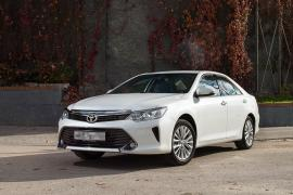 Car rental Toyota Camry from $13 per day