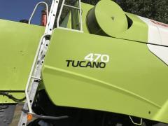 Claas Tucano 470 APS Hybrid