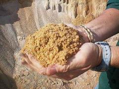 Доставка щебеня и песка