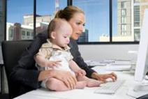 for mothers on maternity leave