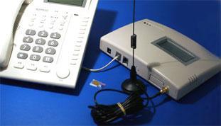 GSM шлюз. FSX терминал PBX-1103