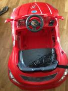 Kids electric car AUDI R8 ( new akum 12v-7ah)