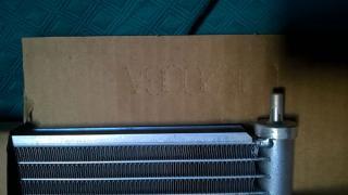 Радиатор кондиционера FORD Focus c 1998 до 2004 г.в