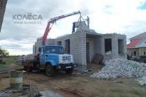 Services manipulator g/n crane 1.5 tons