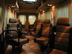 Сиденья для автобусов Crafter Volkswagen LT Mercedes-Benz Sprint