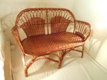 Sofa wicker Bogatyr