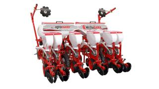 Spare parts for planter Agromaster (Atespar)