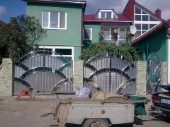 Stainless steel products and forged steel