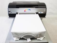Текстильный принтер для прямой печати