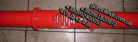 The hydraulic cylinder of rotation (rack) HZ Rail (80) 80.350.57 (