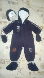 Thermo-overalls Chicco