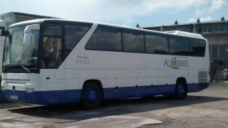 We offer bus tickets for the flight Odessa-Varna Sunny beach
