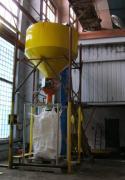 "Weighing batcher for bulk bags ""Big-Bag"" SWEDA DVS-301-1000-1"